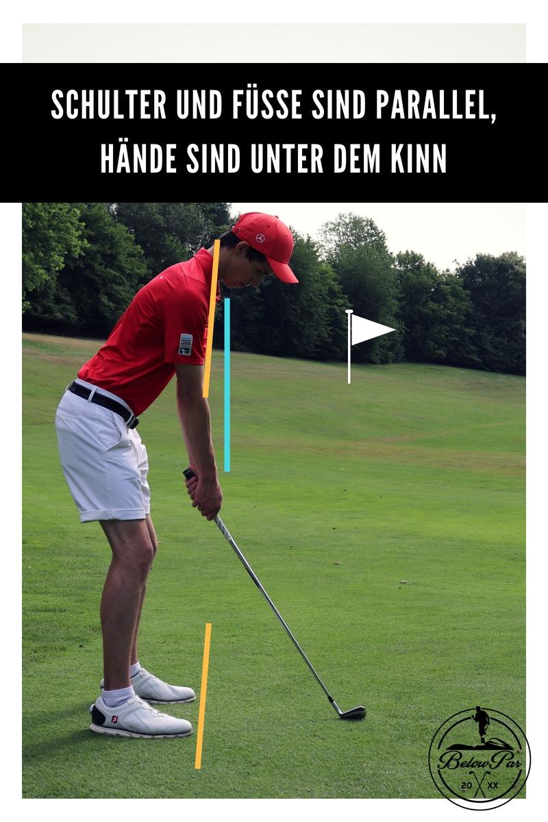 Grundlagen Golfschwung