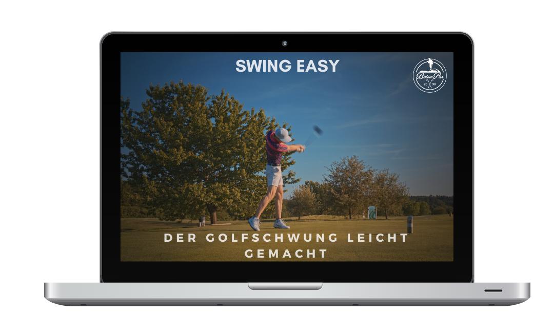 Golfschwung