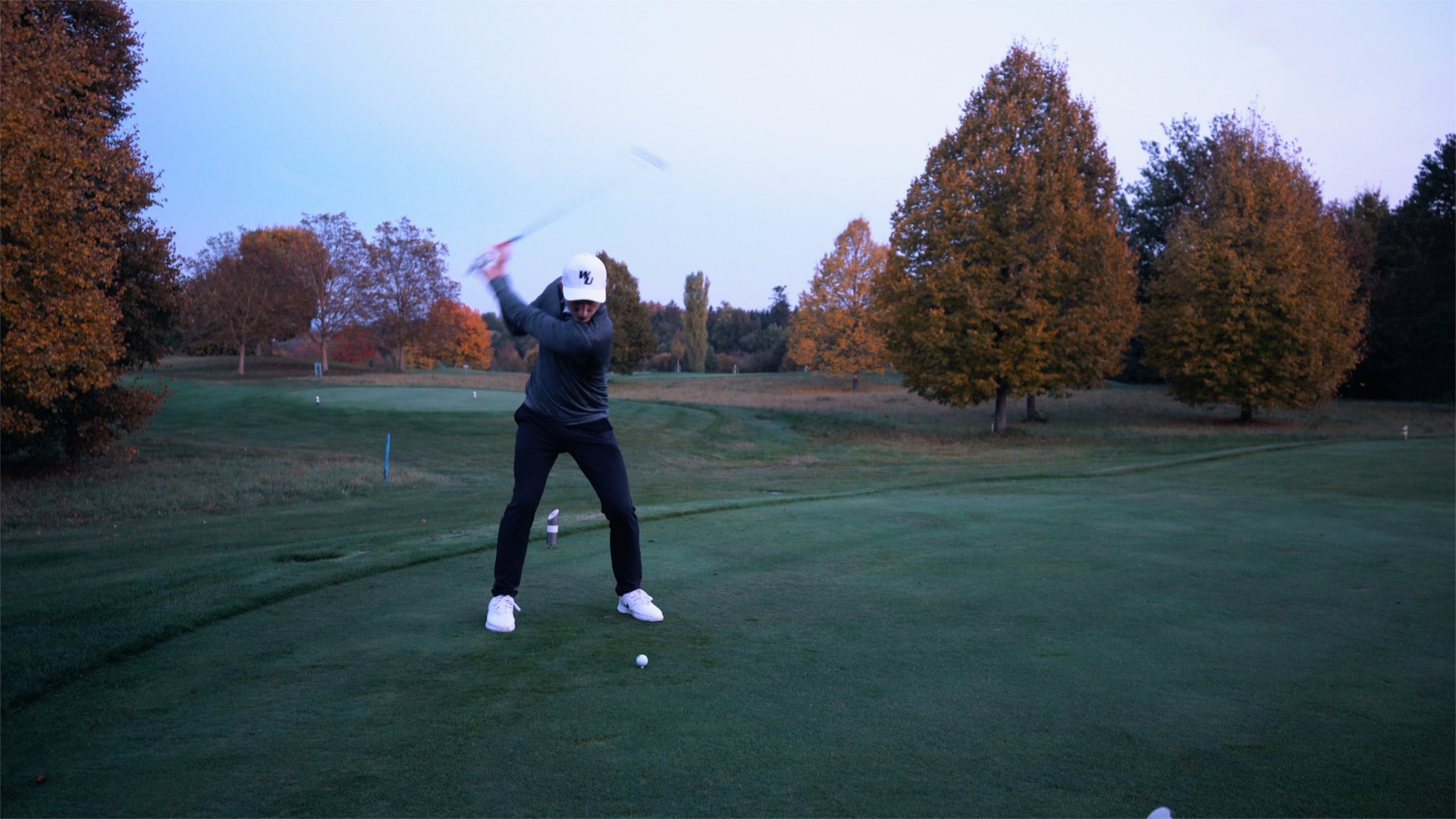 Golf Aufschwung