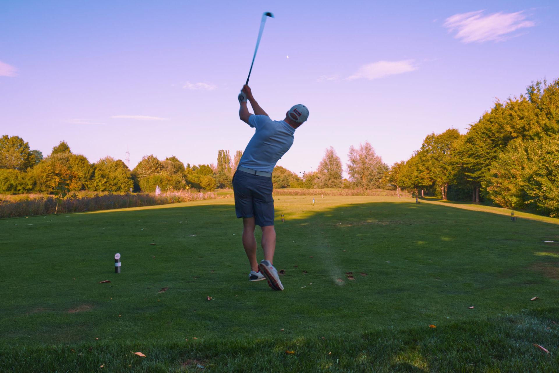Der Golfschwung leicht gemacht