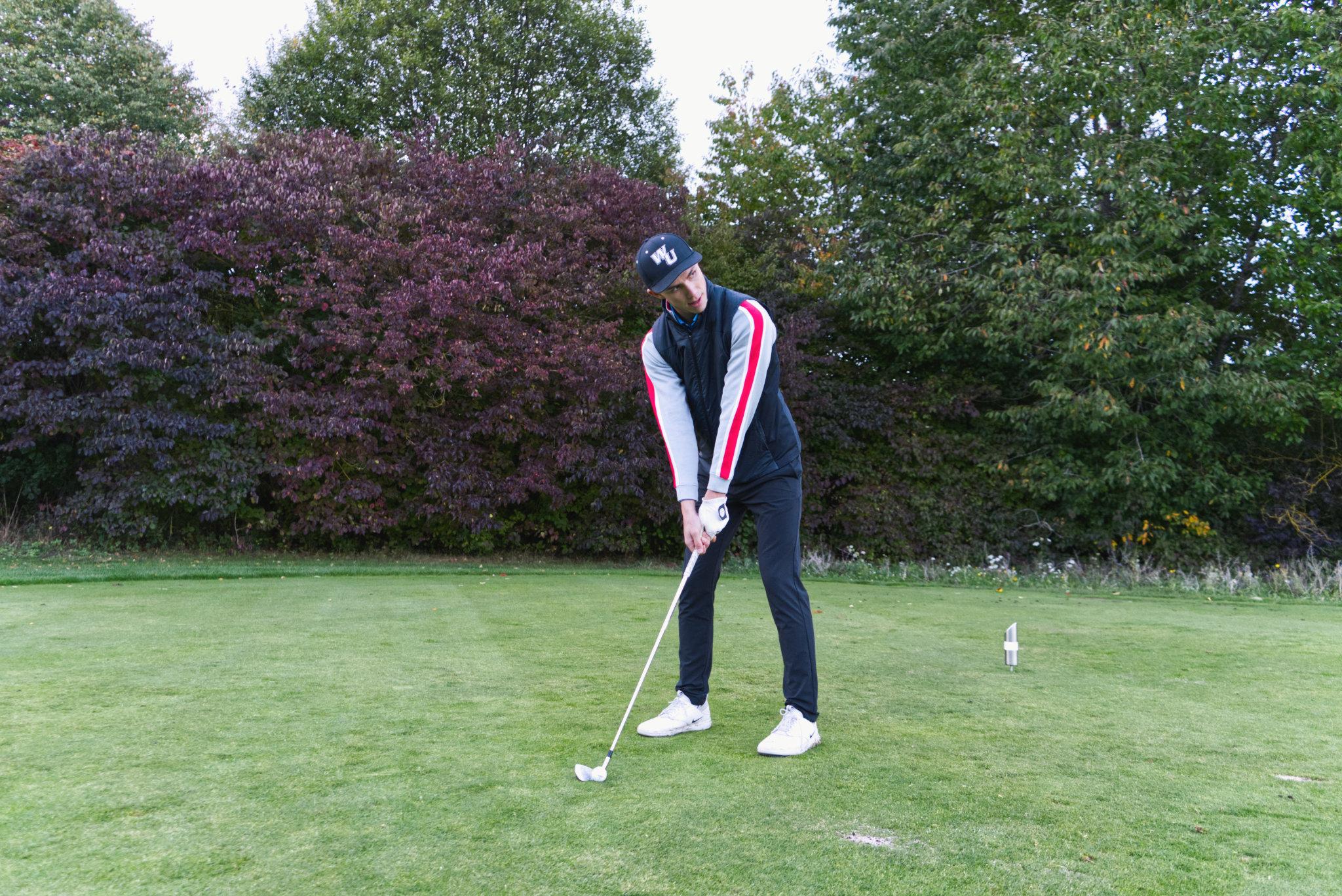 Golf Ausrichtung